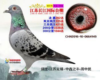 江苏长江决赛292名