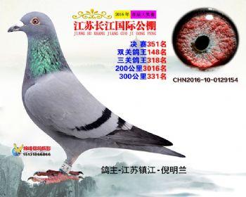 江苏长江决赛351名