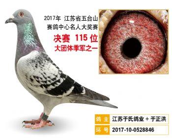 江苏五台山决赛115名