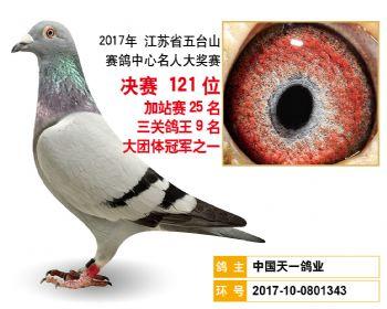 江苏五台山决赛121名