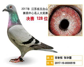 江苏五台山决赛128名