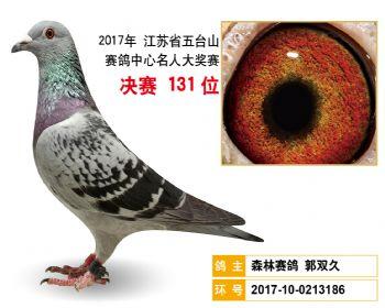 江苏五台山决赛131名