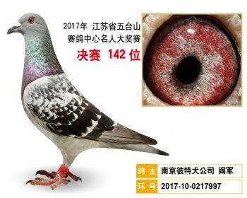 江苏五台山决赛142名