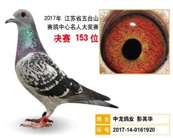 江苏五台山决赛153名