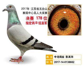 江苏五台山决赛178名