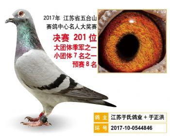 江苏五台山决赛201名