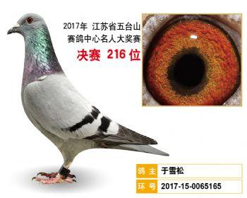 江苏五台山决赛216名