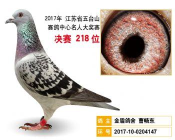 江苏五台山决赛218名