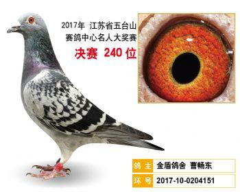 江苏五台山决赛240名