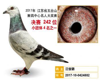 江苏五台山决赛242名