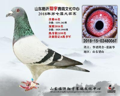 山东翔宇决赛46名
