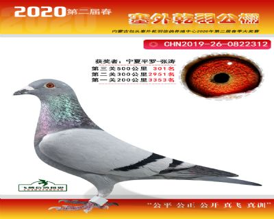 塞外乾羽�Q�301名