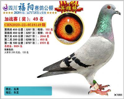 四川福阳四关加站赛103名