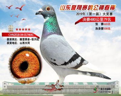 2019誉翔79